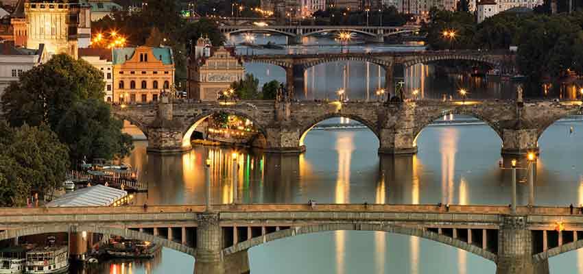 Städtetrip Bild Prague