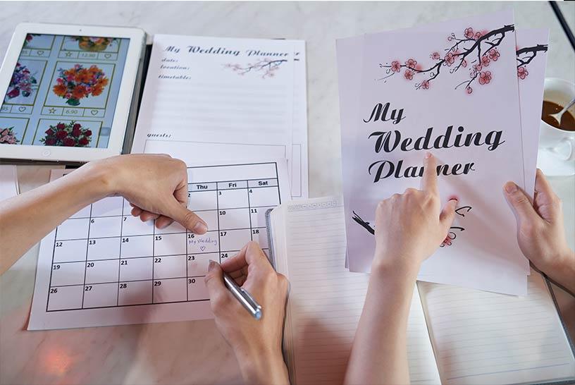 Hochzeitsplanung Trauringe EFES Bild
