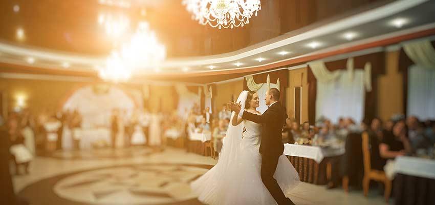 Hochzeitstanz Bild Frau mann