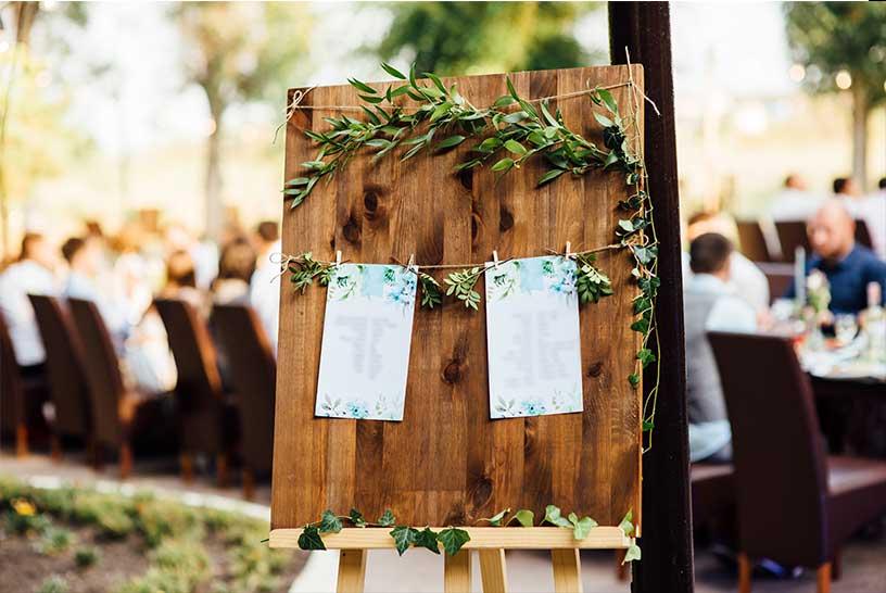 Gästeliste Hochzeit